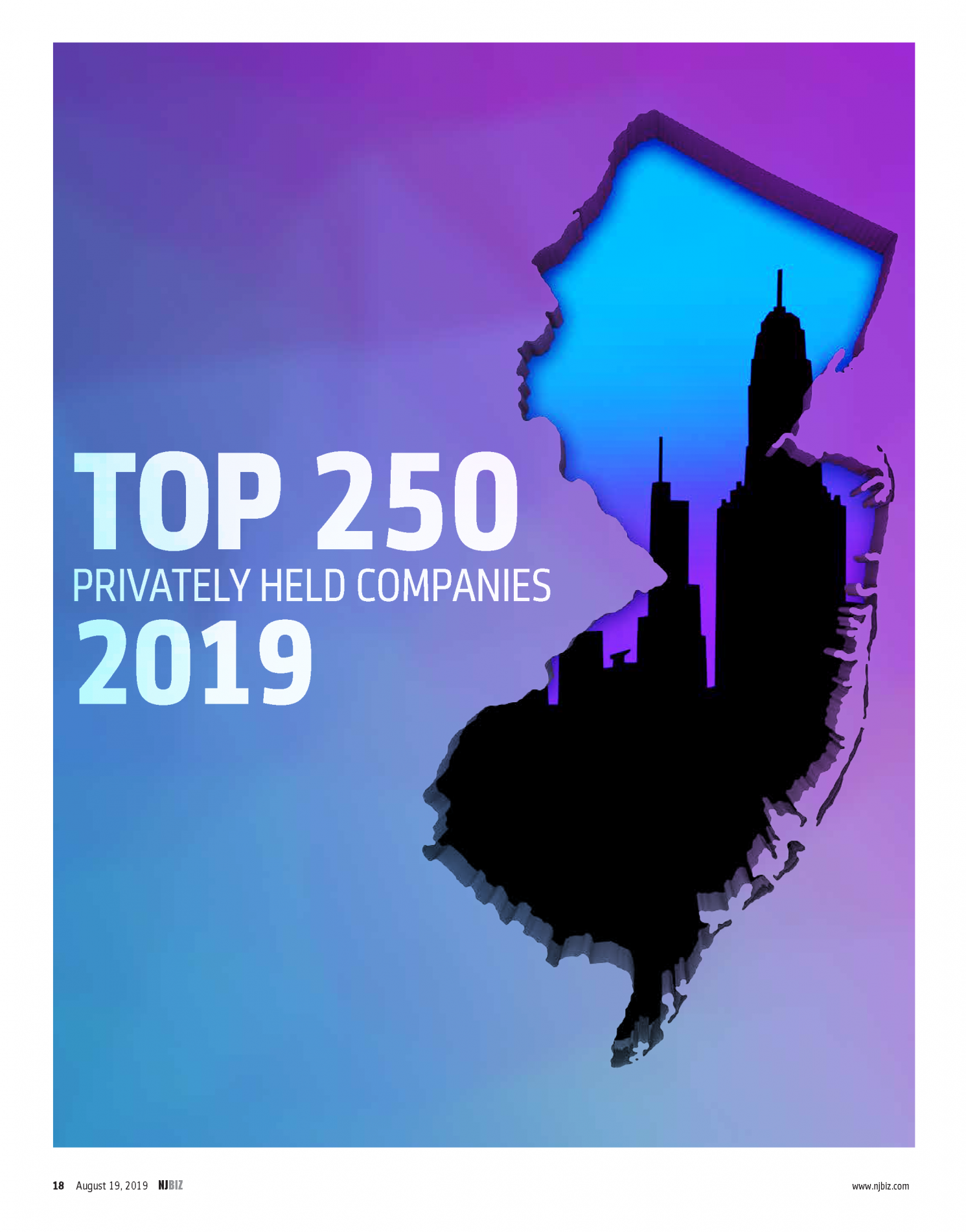 Port Jersey Logistics Moves Up To #107 On NJBIZ's Top 250 Privately Held Companies List