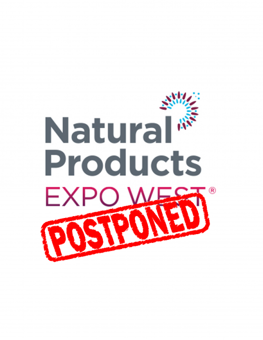Expo West Postponed! Now What?